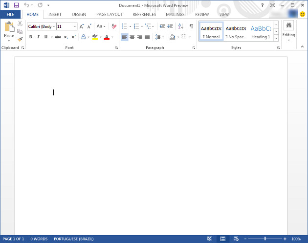 Office 365 Word