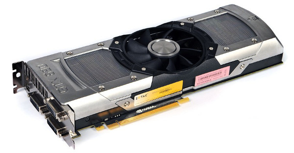 NVIDIA Geforce GTX 690 Zotac