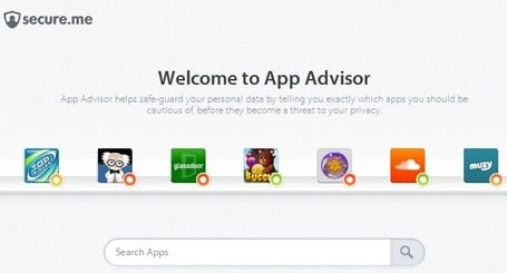 App Advisor Security Network