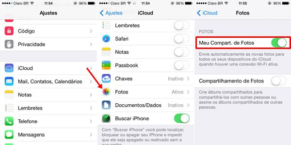 Proteger iCloud
