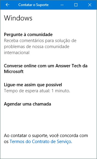Licença do Windows 10
