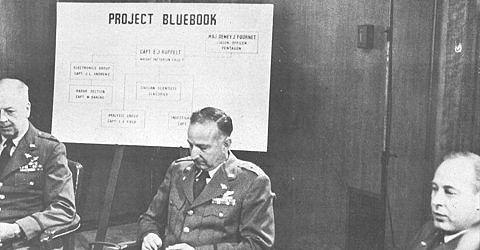 Blue Book Project