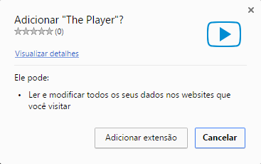 The Player Facebook