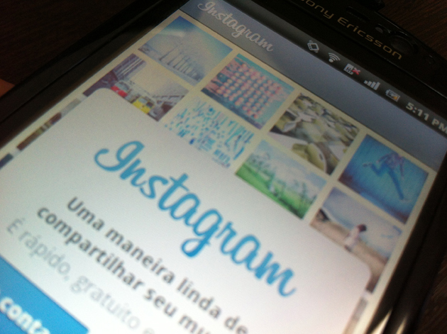 Instagram para o Android