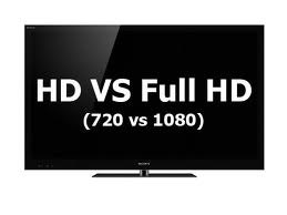 HDTV vs Full HD