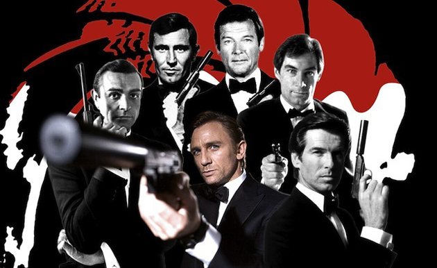 James Bond no Netflix