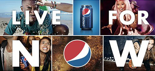Pepsi Life For Now