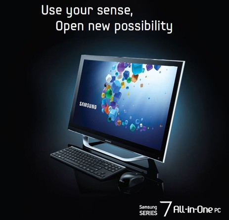 Samsung Series 7 All-in-one