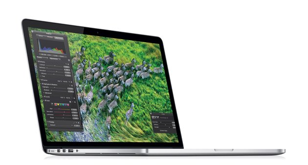 Macbook com tela Retina